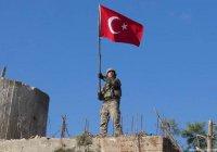 В Турции начались аресты несогласных с операцией в Сирии