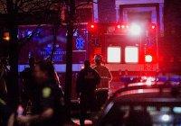 В Нью-Йорке лунатик упал с 8-го этажа и выжил