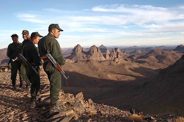 Алжир в борьбе с терроризмом