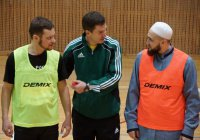 В Казани сыграют в межконфессиональный волейбол