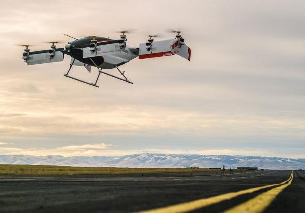 На следующем этапе испытаний машине предстоит не просто подняться в воздух, но и пролететь определенное расстояние