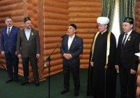 Рустам Минниханов открыл самую северную мечеть России (Фото)
