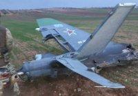 СМИ: к гибели российского СУ-25 в Сирии может быть причастна Турция