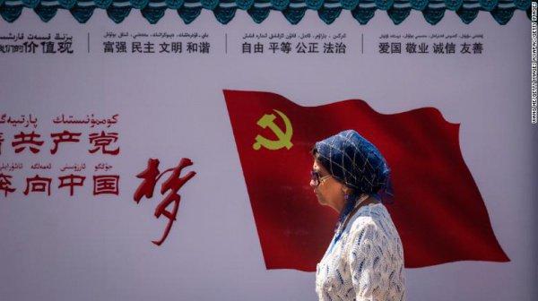Китайские власти продолжают притеснять мусульман.