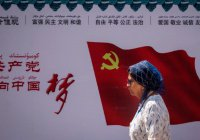 Китайских мусульман согнали в лагеря «перевоспитания»