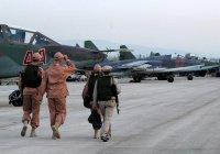 Стало известно, сколько получают летчики ВКС РФ в Сирии