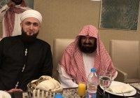 В Мекке прошла встреча муфтия РТ с имамом мечети аль-Харам