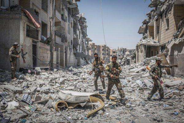 На восстановление Сирии уйдет несколько лет.