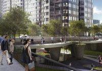 Мост с висячими садами появится в Москве