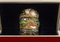 Любителям фастфуда предложат гамбургер с бриллиантами (ФОТО)