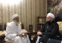 Муфтий РТ обсудил сотрудничество с известным саудовским ученым