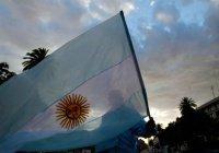 Аргентинцы чуть не провалились под землю (ВИДЕО)
