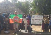 В африканском Нигере появились колодцы в честь татарских богословов