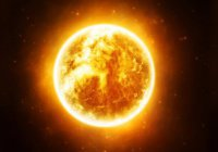 Ученые прогнозируют резкое падение активности Солнца