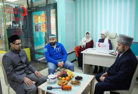 мусульманское агентство знакомств ханума казань