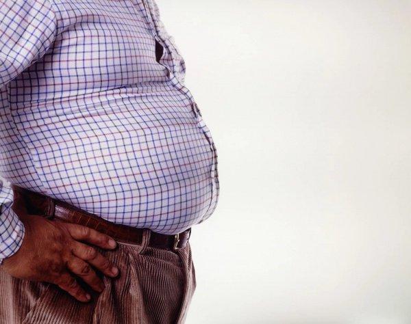 При отключенном TBK1 показатель воспалительных реакций в ответ на избыточный вес увеличивается