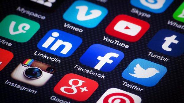 Практически ежедневно в социальные сети заходят 45% россиян