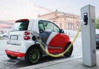 В Германии хотят удвоить премии за электромобили