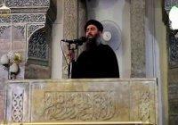 СМИ: главарь ИГИЛ аль-Багдади скрывается в сирийском госпитале