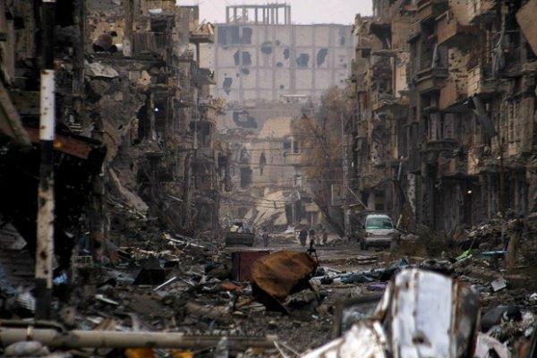 В Ираке повреждено более 140 тысяч зданий.
