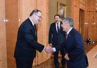 Минниханов встретился с новым генконсулом Турции в Казани