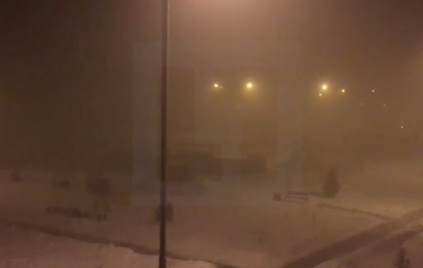 Городские улицы во время действия прошлого режима были окутаны смогом