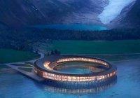 «Рыбный» отель спроектировали в Норвегии (ФОТО)