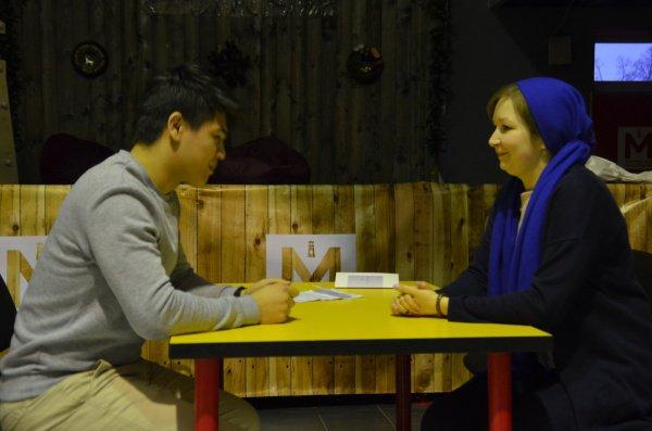 Форум-театр МУВИ: разрешение межнациональных конфликтов