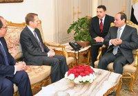 Нарышкин и президент Египта обсудили борьбу с терроризмом