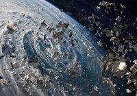 Ученые из Китая уничтожат космический мусор лазером