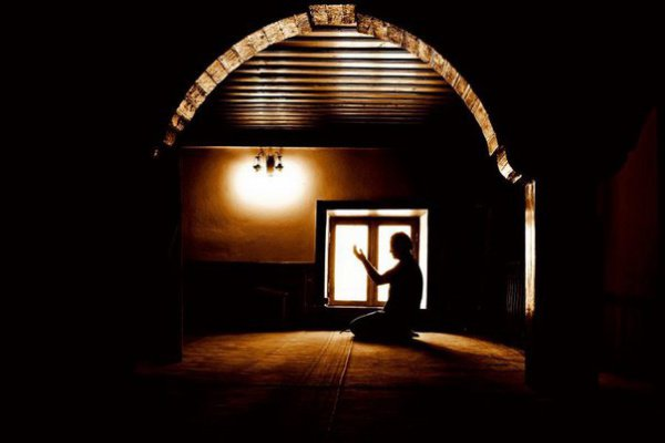 """""""Аллах принимает покаяние того, кто покаялся"""""""