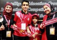 Юный мусульманин удивил мир математическими способностями
