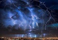 Молний в 21-м веке станет гораздо меньше