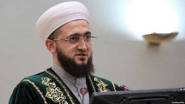 Муфтий Татарстана дали интервью для РИА Новости.