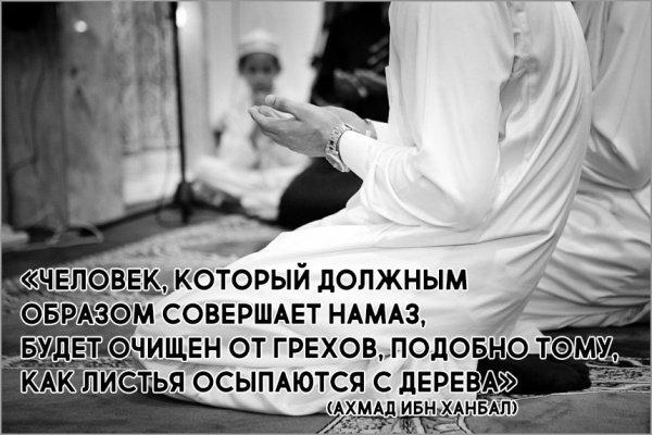 Действия в молитве, от которых предостерегал Пророк (ﷺ)