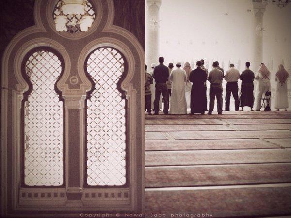 Последний намаз Пророка (ﷺ) с джамаатом