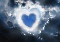 В Британии пилоты нарисовали сердце в небе (ФОТО)