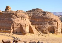 Древнейшее изображение верблюда в полный рост нашли в Саудовской Аравии