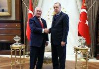На встрече с Эрдоганом Тиллерсон обошелся без переводчика