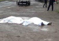 Сторонник ИГИЛ расстрелял прихожан церкви в Дагестане