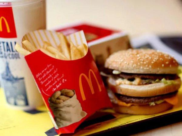 McDonald's раскритиковали за то, что компания связала выпуск бургеров со спортом