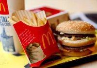 Макдональдс увеличил калорийность своих бургеров из-за спорта