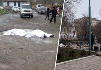 Опубликованы фото боевика, расстрелявшего прихожан церкви в Дагестане (Фото 18+)
