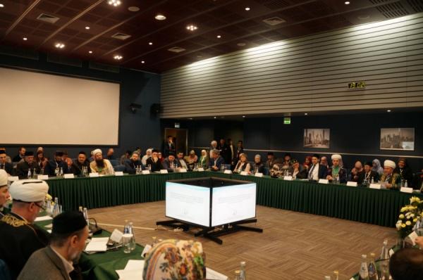 Делегаты конференции приняли резолюцию.