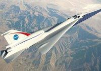 Бесшумный сверхзвуковой самолет НАСА изменит аэропорты