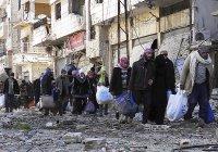 В Сирии – вспышка туберкулеза, чесотки и брюшного тифа