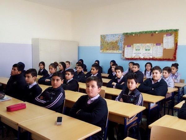 В Шмистаре русскому языку обучаются 465 детей.