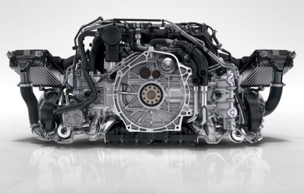 Porsche отказалась от дизельных двигателей