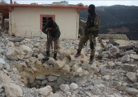 Эрдоган подтвердил удар по ополченцам в районе Африна