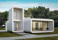 В Дубае на 3D-принтере будут распечатывать дома